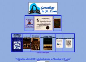 stlouis.genealogyvillage.com