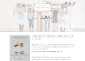stlouis.vintagemarketdays.com