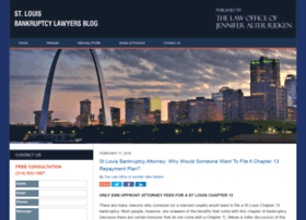stlouisbankruptcylawyersblog.com