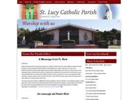 stlucy-campbell.org