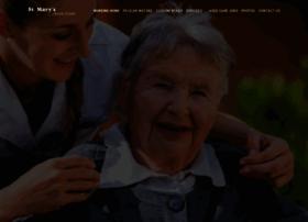 stmarysagedcare.com.au