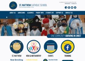 stmatthewschoolhillsboro.org