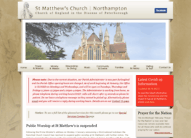 stmatthewsnorthampton.org.uk