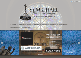 stmichaelcary.org