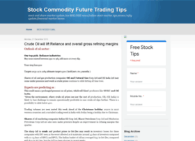 stock-commodity-tips-pinnacle.blogspot.in