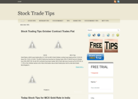 stock-trade-tips.blogspot.in