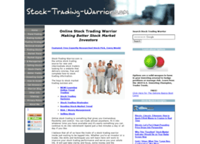 stock-trading-warrior.com