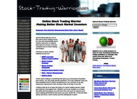 stock-trading-warrior.com