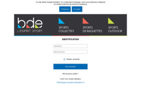 stockaccess.bde-sports.com