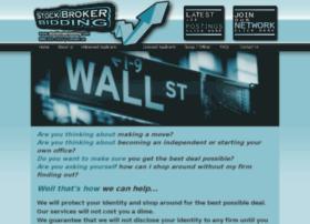 stockbrokerbidding.com