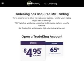 stockbrokers.mbtrading.com