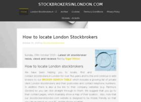 stockbrokersinlondon.com