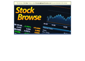 stockbrowse.com