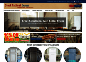 stockcabinetexpress.com