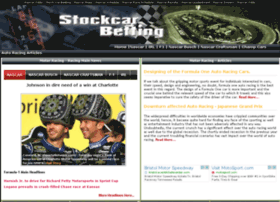 stockcarbetting.com