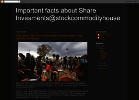 stockcommodityhouse.blogspot.in