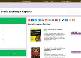 stockexchangenewreports.com