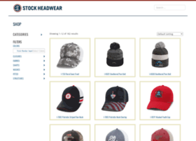 stockheadwear.com