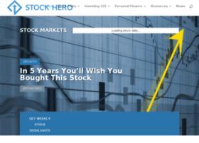 stockhero.com