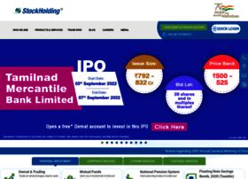stockholding.co.in