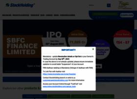 stockholding.com