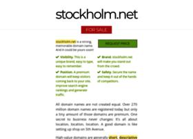 stockholm.net