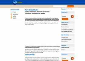 stockholm.ports-guides.com