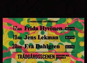 stockholmmusicandarts.com