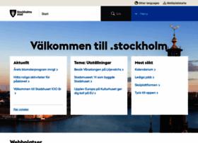stockholmstad.se