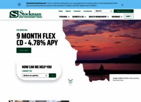 stockmanbank.com