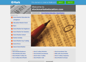 stockmarketeducation.com