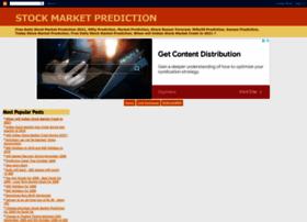 stockmarketprediction.blogspot.com