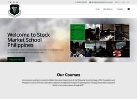 stockmarketschool.com.ph