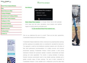 stockpriceanalysis.com