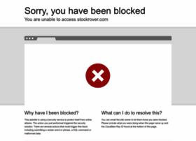 stockrover.com