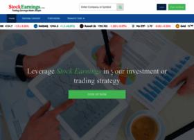 stocksearning.com