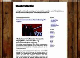stocktalkbiz.blogspot.com
