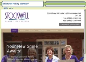 stockwellfamilydentistry.mydentalvisit.com