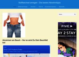 stoffwechselanregentipps.com