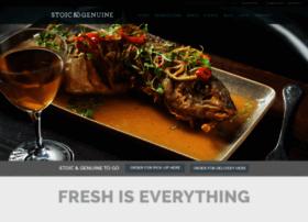 stoicandgenuine.com