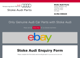stokeaudi-parts.co.uk