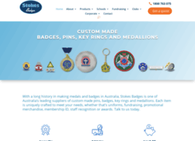 Stokesbadges.com.au