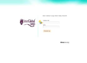 stoktakip.globalkargo.com