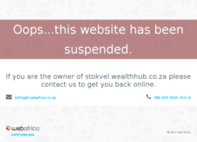 stokvel.wealthhub.co.za