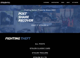 stolen911.com