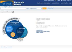 stolib.wisconsin.edu