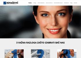 stomatologijakovacevic.com