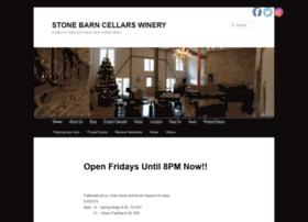 stonebarncellars.com