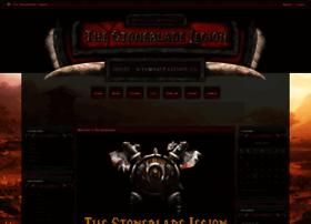 stoneblade.shivtr.com