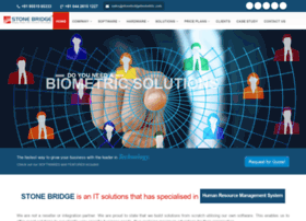stonebridgebiometric.com